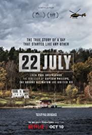 22 Temmuz / 22 July türkçe hd sinema izle