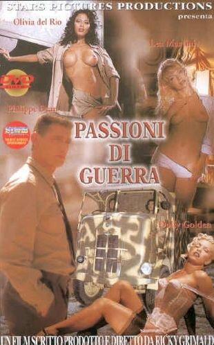 Passioni di Guerra erotik film izle