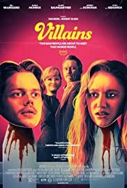 Kötüler izle / Villains izle