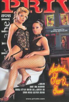 Amsterdam Sex Games (2003) erotik film izle