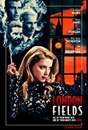 Londra Toprakları / London Fields 2018 hd film izle