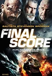 Son Darbe / Final Score 2018 hd film izle