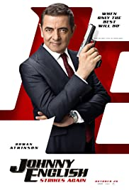 Johnny English Strikes Again 2018 hd film izle
