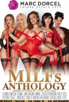 MILFs Anthology 18 erotik film izle