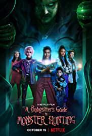 A Babysitter's Guide to Monster Hunting 2020 filmleri TÜRKÇE izle