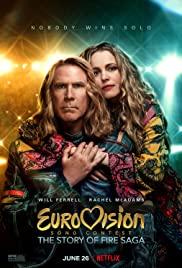 Eurovision Şarkı Yarışması: Fire Saga'nın Hikâyesi – türkçe dublaj izle