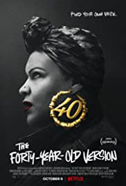 The Forty-Year-Old Version 2020 filmleri TÜRKÇE izle