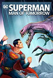 Superman: Man of Tomorrow 2020 filmleri TÜRKÇE izle