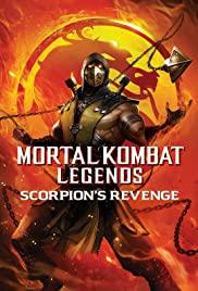 Ölümcül Dövüş Efsanesi: Akrebin İntikamı – Mortal Kombat Legends: Scorpions Revenge