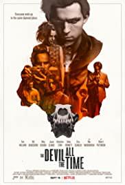 Her Zaman Şeytan / The Devil All the Time 2020 filmleri TÜRKÇE izle