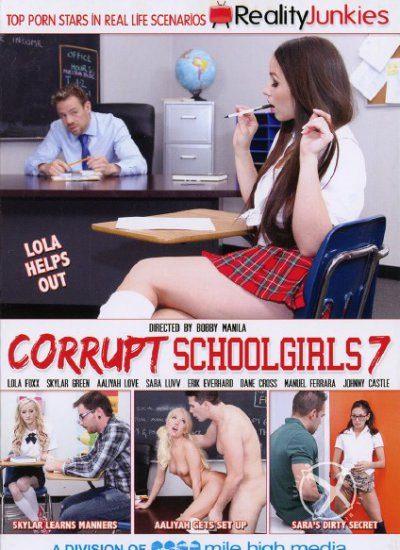 Corrupt Schoolgirls 7 (2014) 18 erotik film izle