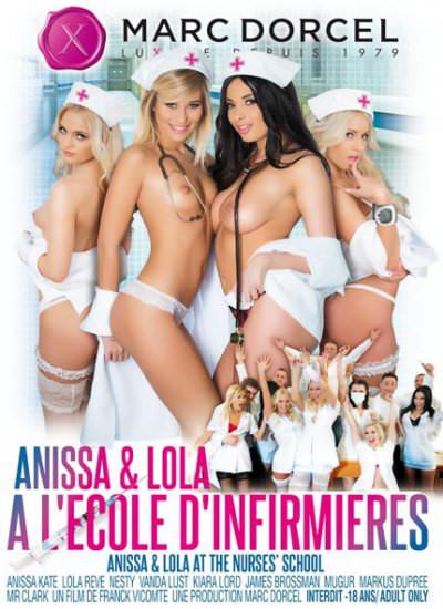 Anissa and Lola at Medical College 18 erotik film izle