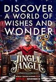 Şakrak Jangle'ın Noel Serüveni / Jingle Jangle: A Christmas Journey 2020 filmleri TÜRKÇE izle