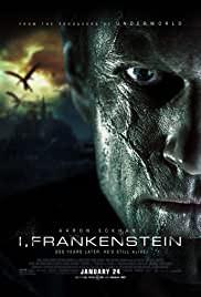 Frankenstein: Ölümsüzlerin Savaşı / I, Frankenstein türkçe dublaj izle