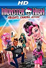Monster High: Hauntlywood Macerası türkçe dublaj izle