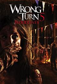 Korku Kapanı 5: Kanlı Parti / Wrong Turn 5: Bloodlines türkçe dublaj izle