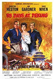 Pekin'de 55 gün / 55 Days at Peking türkçe dublaj izle