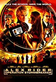 Şimşekkıran (2006) – Stormbreaker türkçe dublaj izle