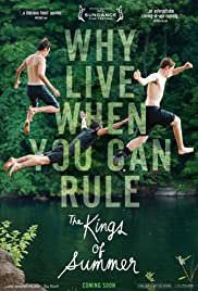 The Kings of Summer türkçe dublaj izle