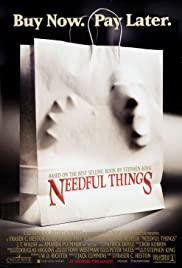 Lanetli Hediyeler – Needful Things (1993) izle