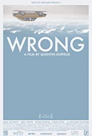 Yanlış (2012) – Wrong izle