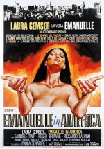 Emanuelle Amerika'da +18 erotik film izle