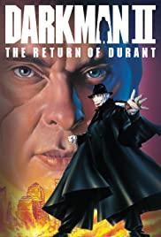 Karanlık Adam 2: Durant'ın Dönüşü – Darkman II: The Return of Durant (1995) izle