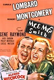 Bay ve Bayan Smith – Mr. & Mrs. Smith (1941) izle