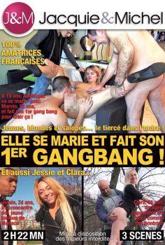 Elle Se Marie Et Fait Son 1er Gang Bang! erotik izle