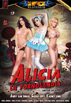 Alicia en zornolandia erotik izle
