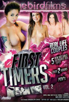 First Timers vol.2 erotik izle