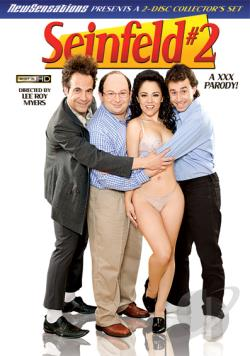 Seinfeld 2: A XXX Parody full erotik film izle
