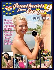 Sweethearts From Europe vol.9 erotik izle