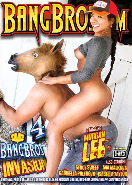 Bang Bros Invasion vol.14 erotik izle