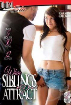 When Siblings Attract erotik izle