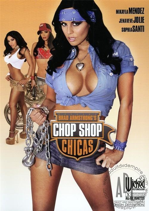 Chop Shop Chicas erotik izle