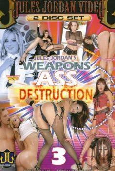 Weapons of Ass Destruction vol.3 erotik izle