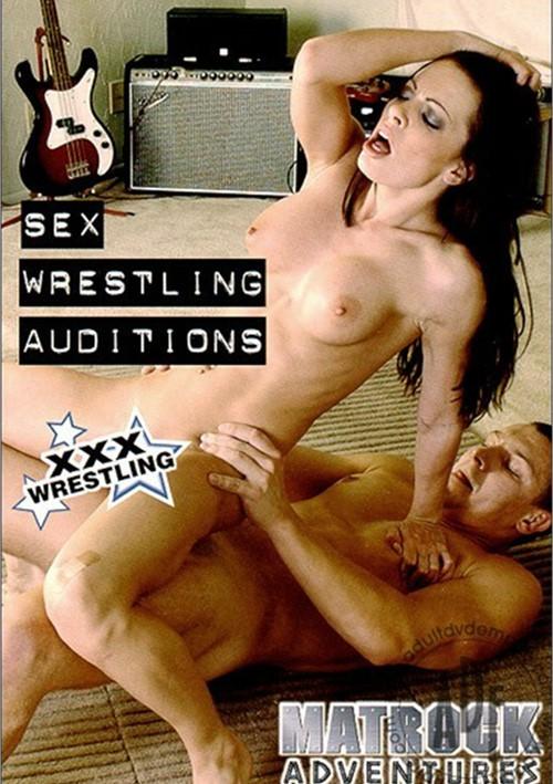 Seks Wrestling Auditions erotik izle
