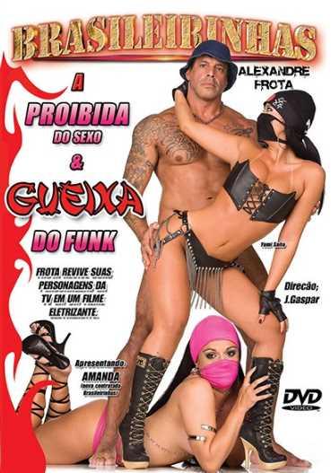 A Proibida do Sekso e a Gueixa do Funk erotik izle