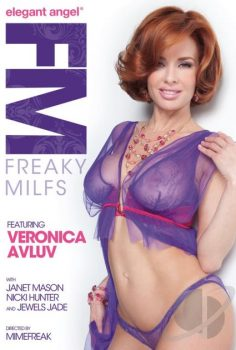 Freaky MILFS erotik izle – Veronica Avluv filmi