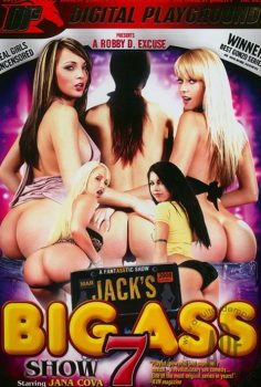 Jack's Playground: Big Ass Show 7 erotik izle