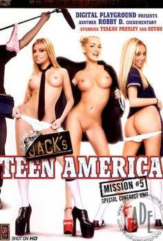 Teen America: Mission vl.5 erotik izle