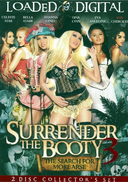 Surrender The Booty vol.3 erotik izle
