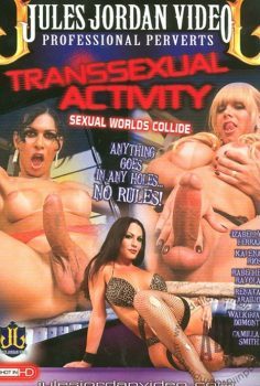 Transsexual Activity erotik izle