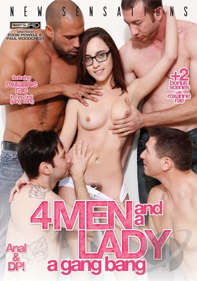 4 Men And A Lady erotik izle