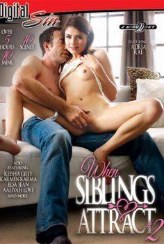 When Siblings Attract vol.2 erotik izle