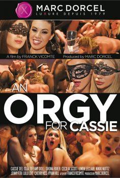 An Orgy For Cassie erotik film izle