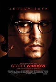 Gizli pencere / Secret Window türkçe dublaj izle