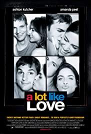 Aşk gibi bir şey / A Lot Like Love türkçe dublaj izle