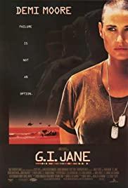 Jane'in zaferi / G.I. Jane türkçe dublaj izle